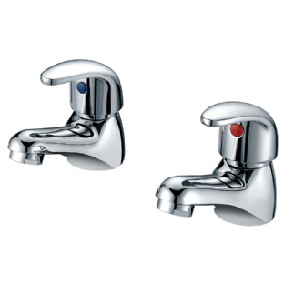 Arley 237EPR04-N Eazee Pro Basin Taps Pair